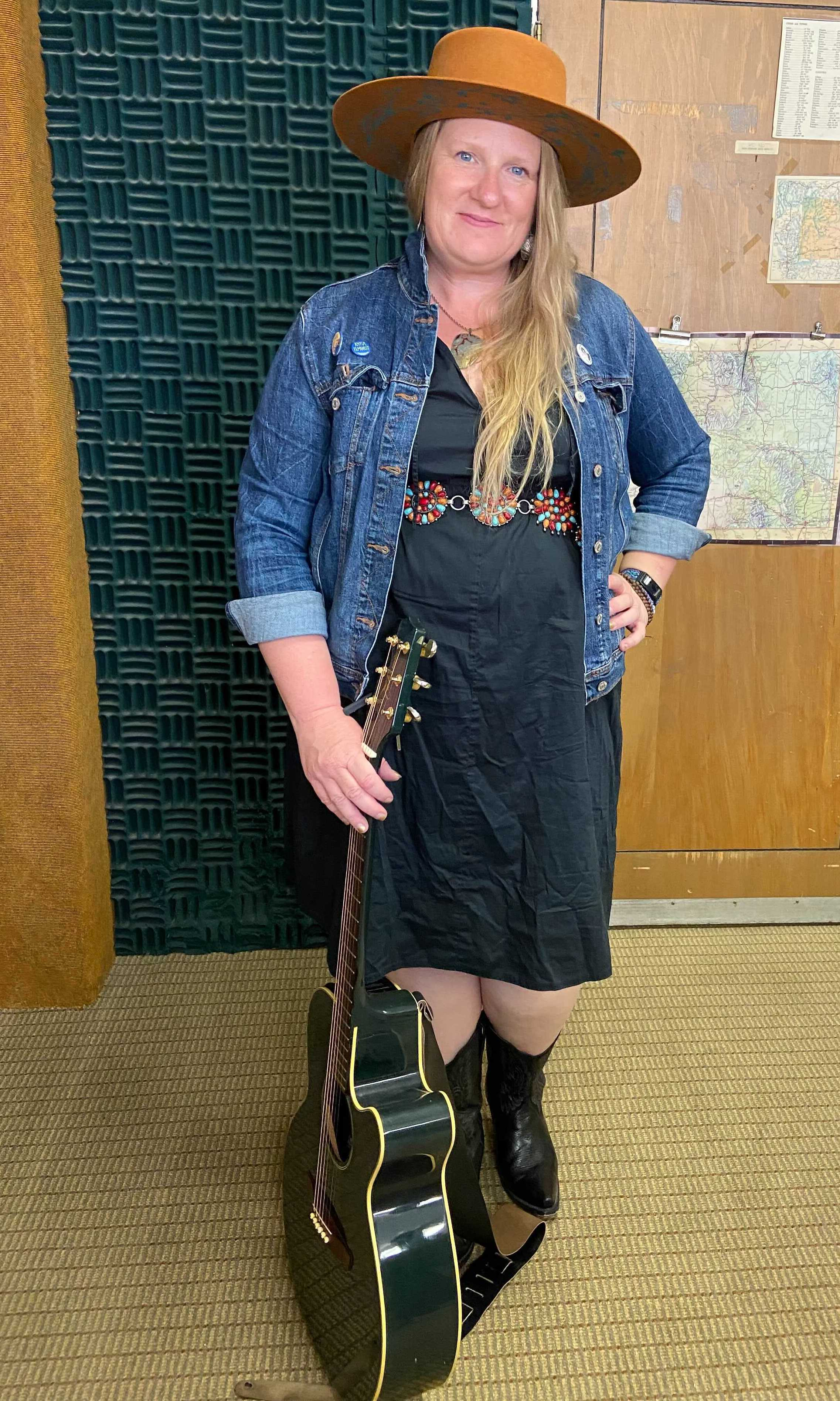 Singer-Songwriter Rigby Summer On Wyoming Sounds