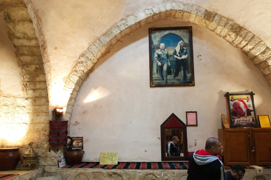 Samaritan Hammam, the only active Turkish bath in Gaza, was restored in 1320 by Gaza's Mamluk governor and was originally run by members of the ancient Samaritan religion.