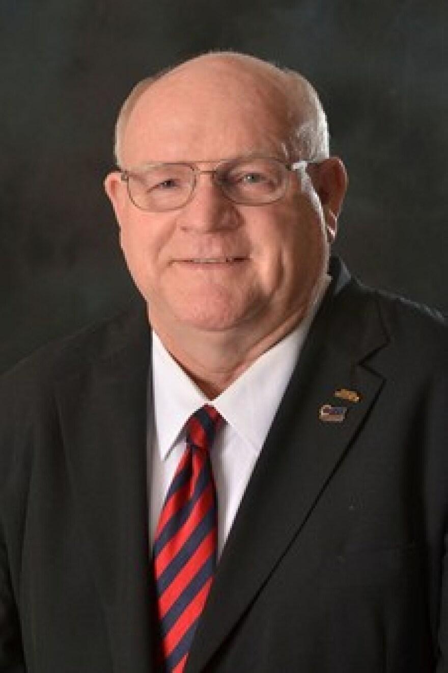 Mayor David Gillock