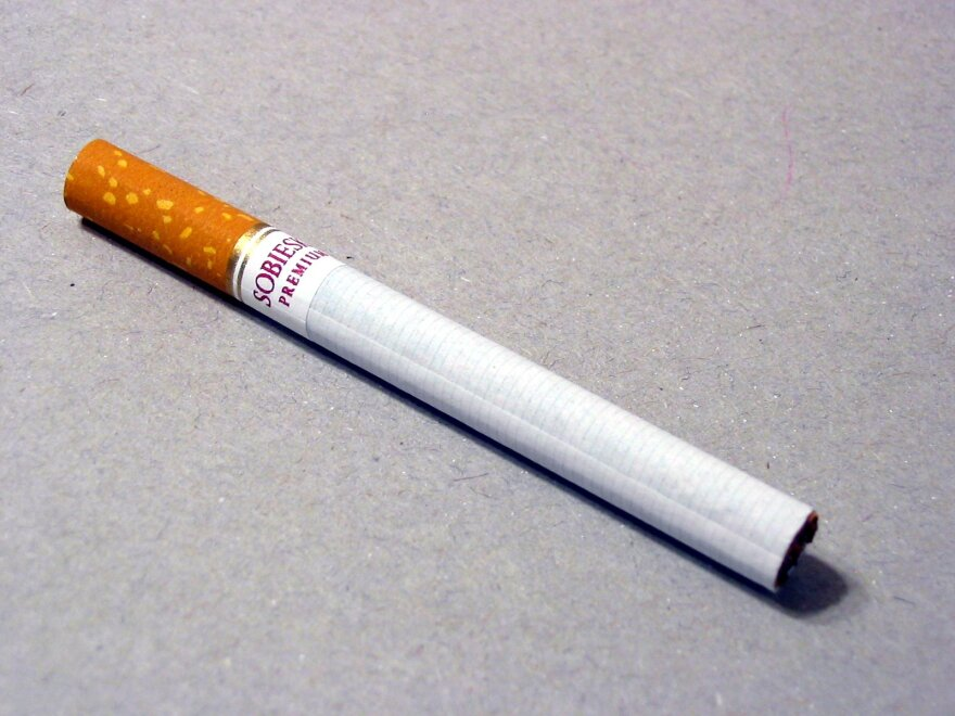 Gov. John Kasich wants to boost the tax on a pack of cigarettes to help fund his proposed budget.