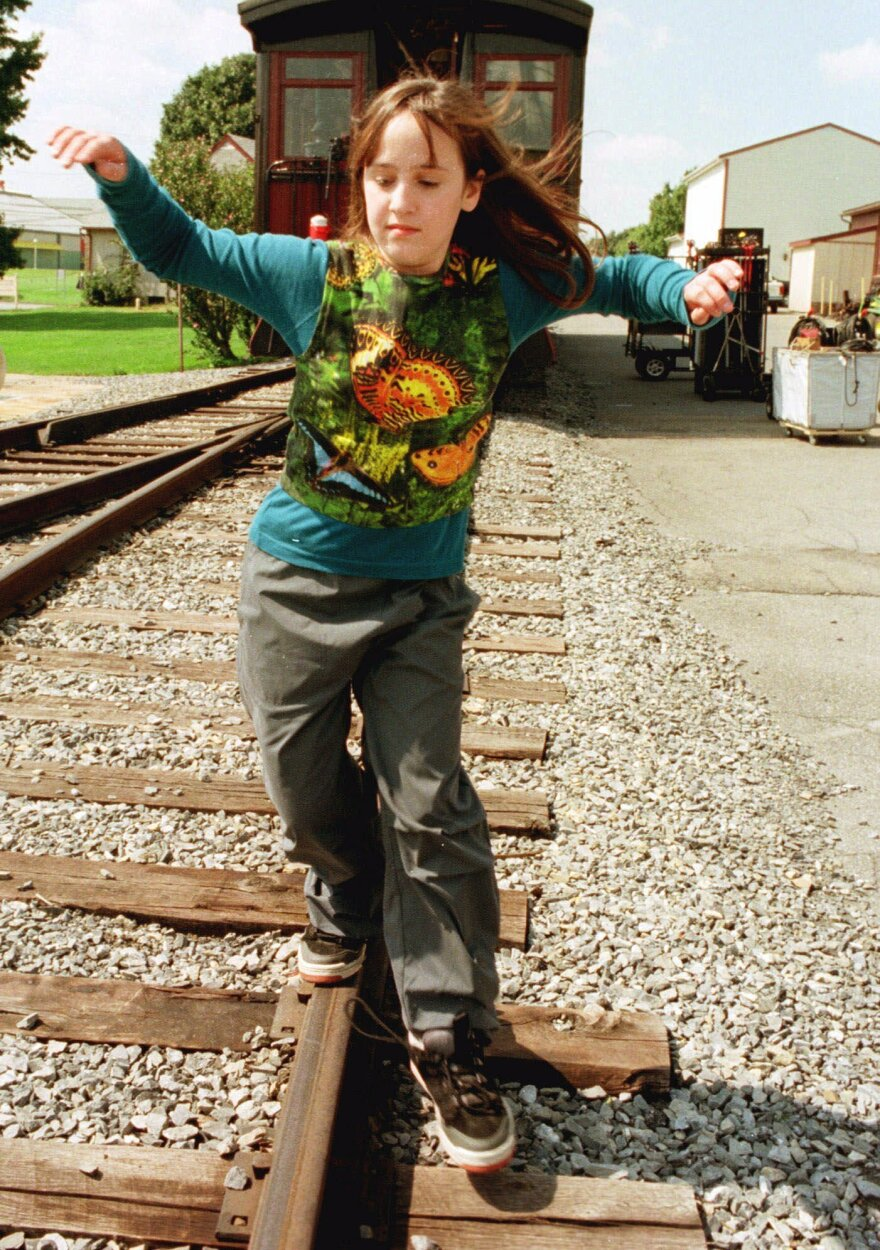 Wilson was already 12 when she played 10-year-old Lily in <em>Thomas and the Magic Railroad. </em>She says going through puberty on set was intensely humiliating.