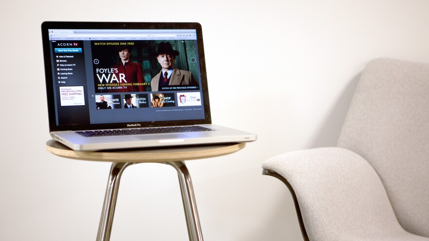 American viewers hoping to catch the last season of the hit British show <em>Foyle's War</em> will have to sign up for the boutique digital portal Acorn.tv.