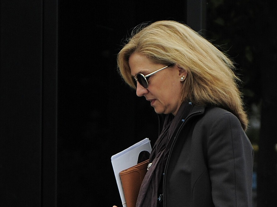 Princess Cristina: A Spanish judge on Wednesday moved closer to indicting the sister of newly proclaimed King Felipe in a tax fraud and money laundering investigation centering on Cristina's husband.