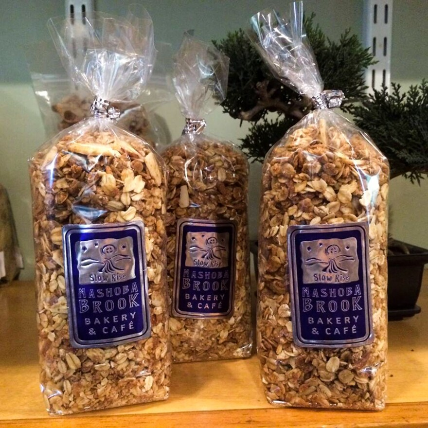 """The FDA infamously sanctioned the Nashoba Brook Bakery for listing """"love"""" as an ingredient in its granola, but our writer went on a quest to get that recipe. What she found was a treasure of another sort, one of value for those with eating disorders."""