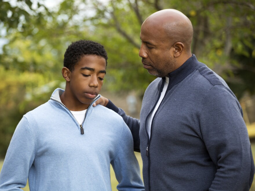 "Many African-American parents feel it's essential to have ""the talk"" with their children."