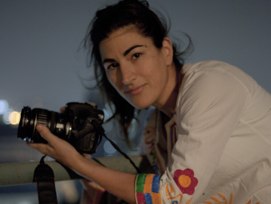 Director Jehane Noujaim grew up in Egypt and returned there to shoot the film, which was shown at the New York Film Festival this month.