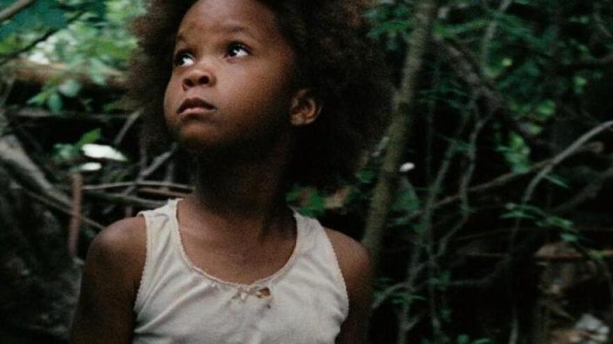 Hushpuppy, the 6-year-old at the center of <em>Beasts of the Southern Wild</em>, is played by Quvenzhane Wallis, who was found by director Benh Zeitlin in a Louisiana elementary school.
