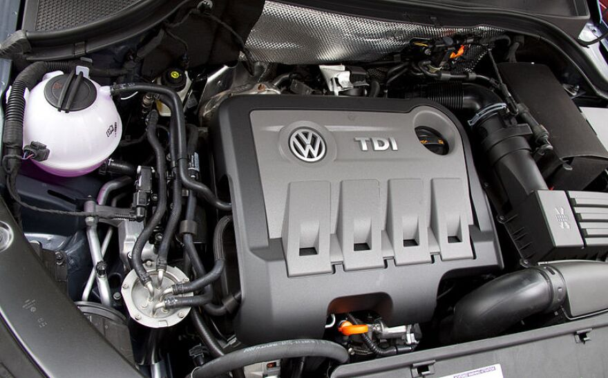 Volkswagen Diesel Engine
