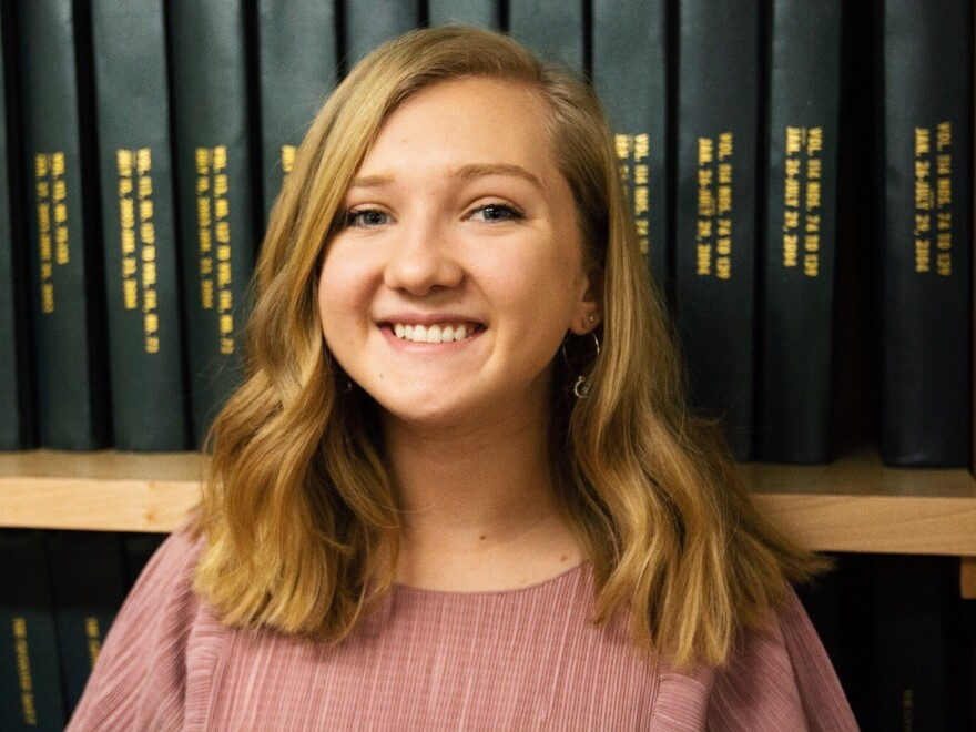 Abby Clukey is a student journalist at U.Va. who has been investigating racism in the history of the school yearbook.
