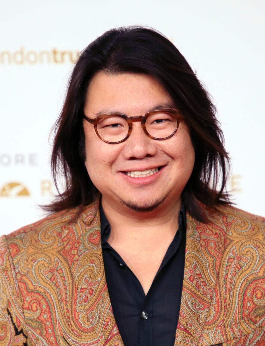 """Kevin Kwan's latest book is called """"Sex and Vanity."""""""