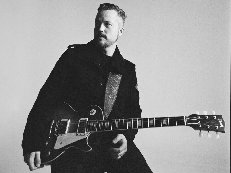"""Jason Isbell released his band's new album <em>Reunions</em>, out today, one week early to independent record stores.""""I feel like it's important that we take care of the people who take care of us,"""" he says."""