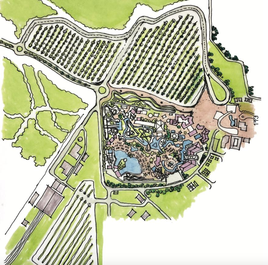 Miami Wilds 2020 rendering