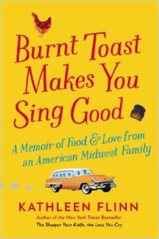 Kathleen Flinn's new book