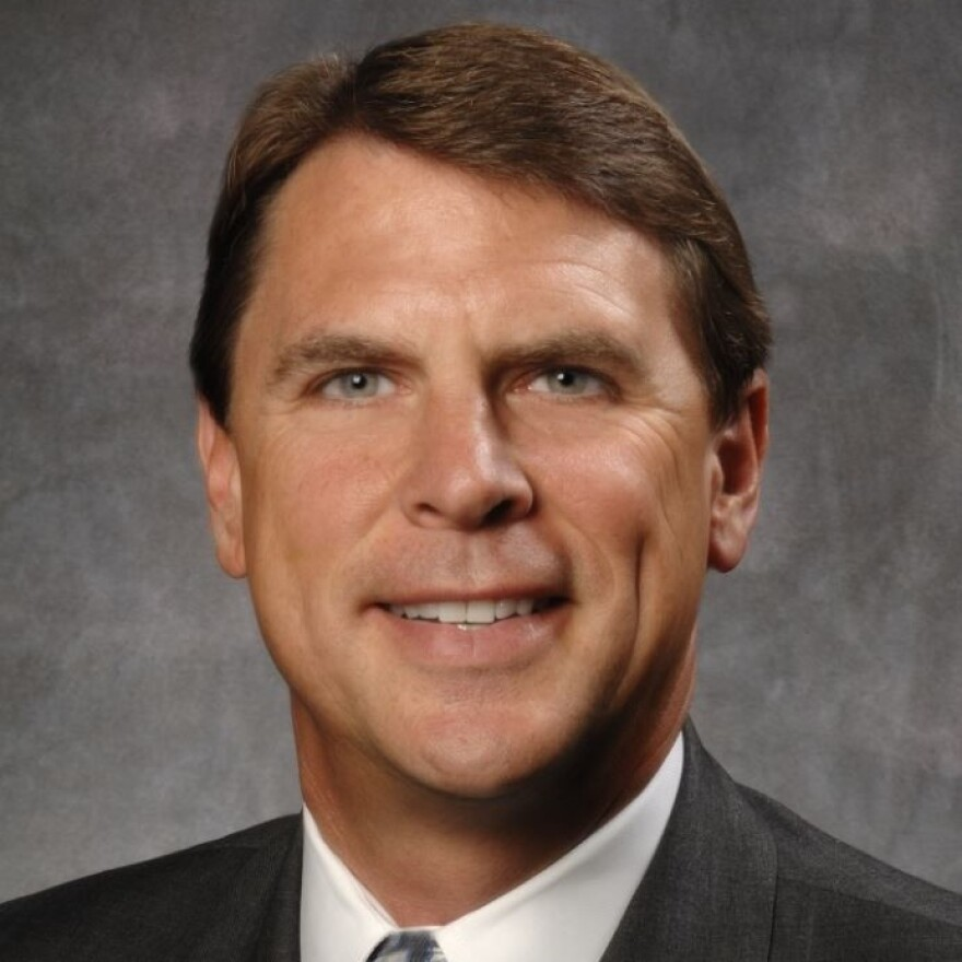 Tom Chulick also serves a board member of the St. Louis Sports Commission