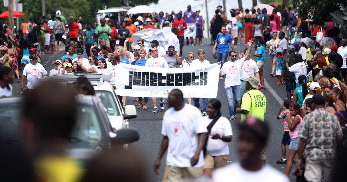Juneteenth Celebrations In San Antonio Include Parties, Live Music And A Look At The City's Own History