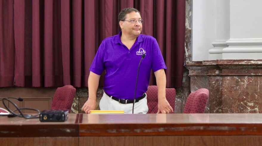 Alderman Joe Vaccaro, D-23rd Ward, said he doubts that a $15 an hour minimum wage can pass out of the Ways and Means Committee.