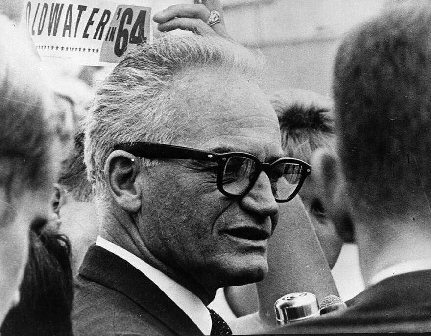 """The Goldwater Rule"" was implemented in 1973, preventing psychiatrists from making armchair diagnoses, after Barry Goldwater, the Republican nominee for president, successfully sued a magazine that published an article doubting his sanity."