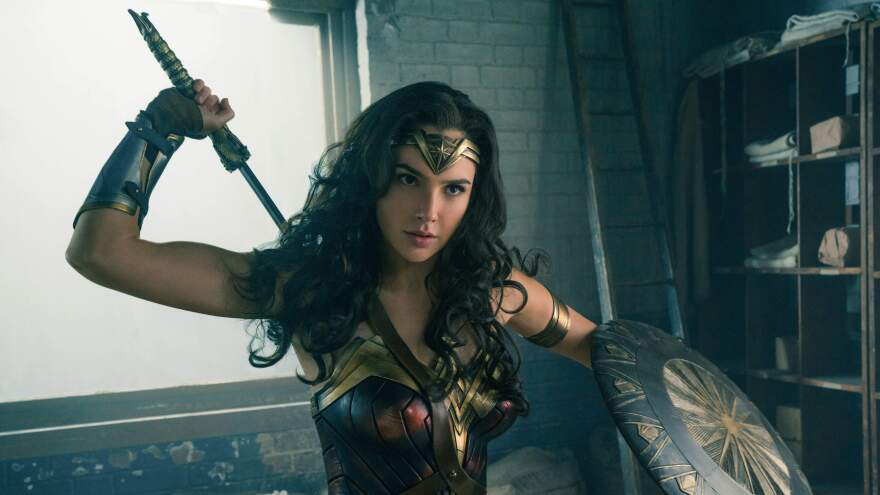 Gal Gadot plays the titular superhero in <em>Wonder Woman, </em>which just broke the opening-weekend domestic box office record for a film directed by a woman.