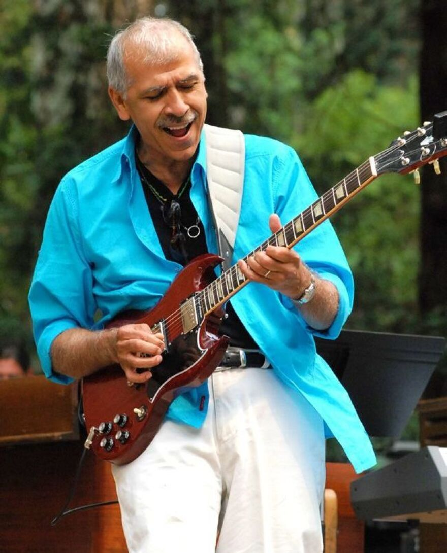 Jorge Santana.