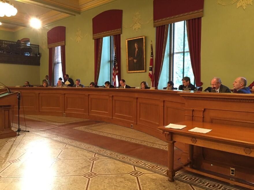 photo of Ohio Senate Finance Committee