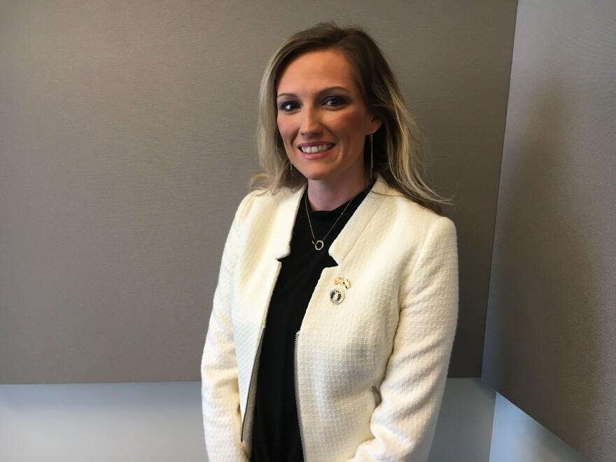 Saundra McDowell, Republican nominee for Missouri auditor  2018
