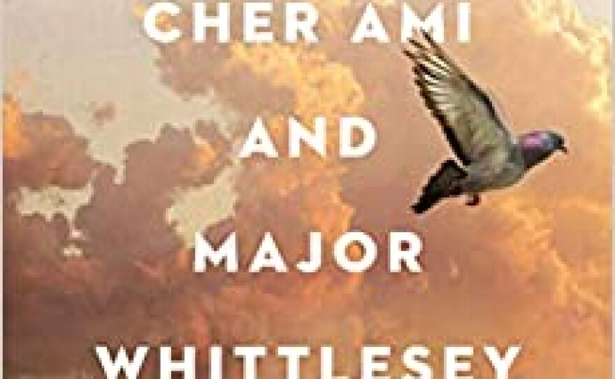 Cher Ami and Major Whittlesey by Kathleen Rooney.jpg