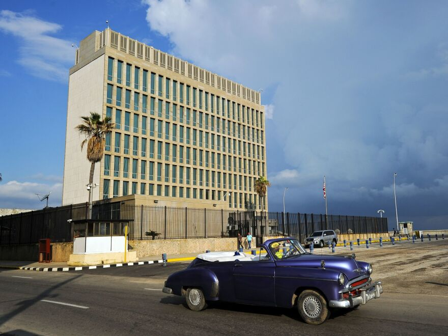 The alleged attacks were first reported in December 2016 when staffers at the U.S. Embassy in Havana and at least one Canadian began to notice symptoms.