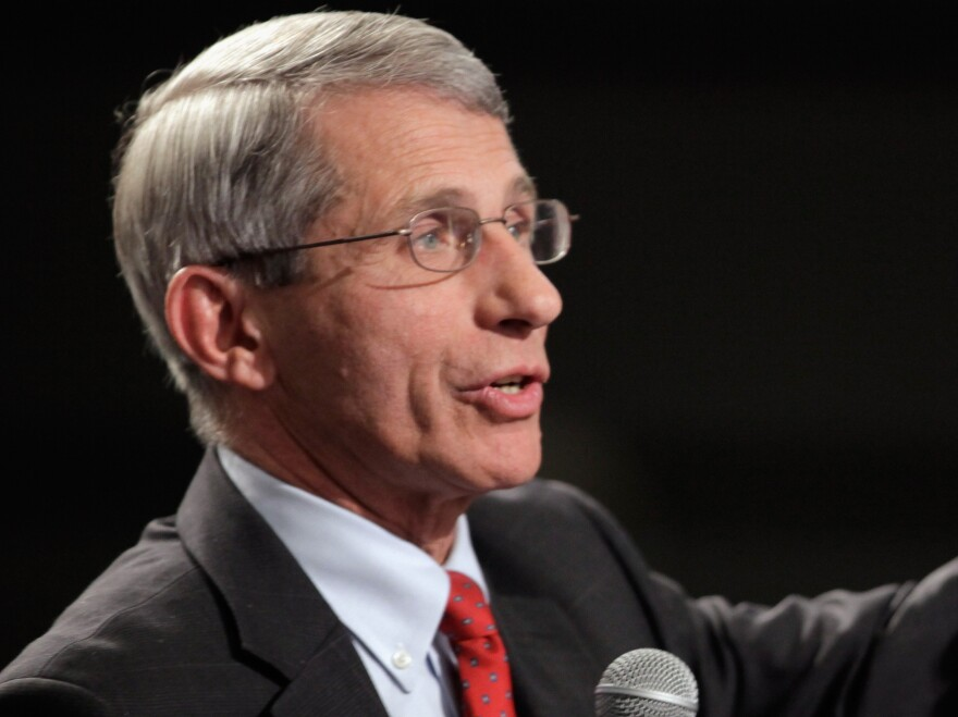 National Institute of Allergy and Infectious Diseases Director Dr. Anthony Fauci said a voluntary halt to bird flu research should stay in effect.