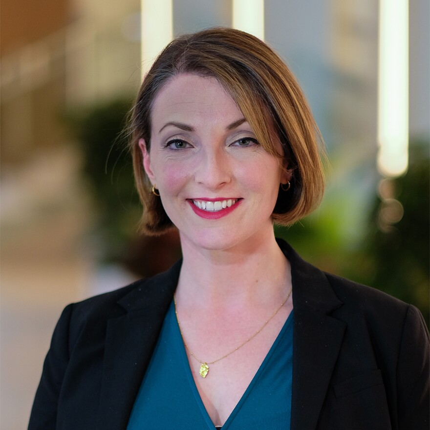 "Sarah Pierce is a policy analyst with Migration Policy Institute and and co-author of the report, ""Dismantling and Reconstructing the U.S. Immigration System: A Catalog of Changes under the Trump Presidency."""
