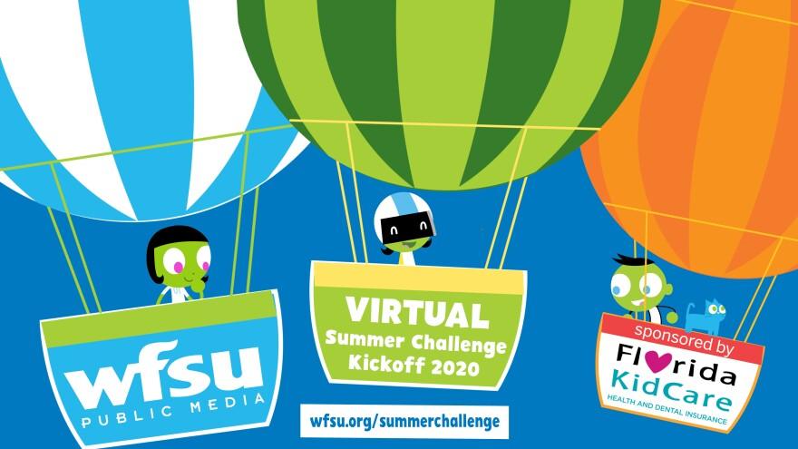 WFSU Summer Challenge 2020