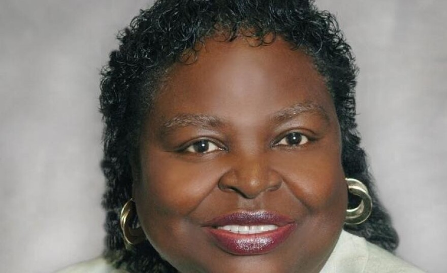 woman who was an elected official in Manatee County, Florida