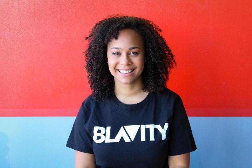 Morgan DeBaun, co-founder and CEO of Blavity.