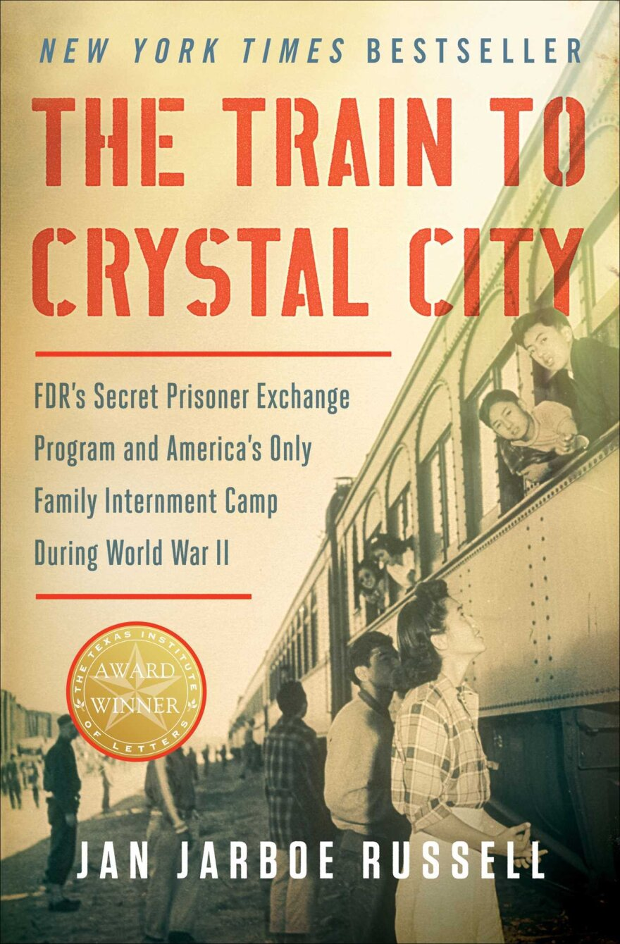 """The Train to Crystal City"" is the most checked out adult non-fiction book at San Antonio Public Library in 2017."