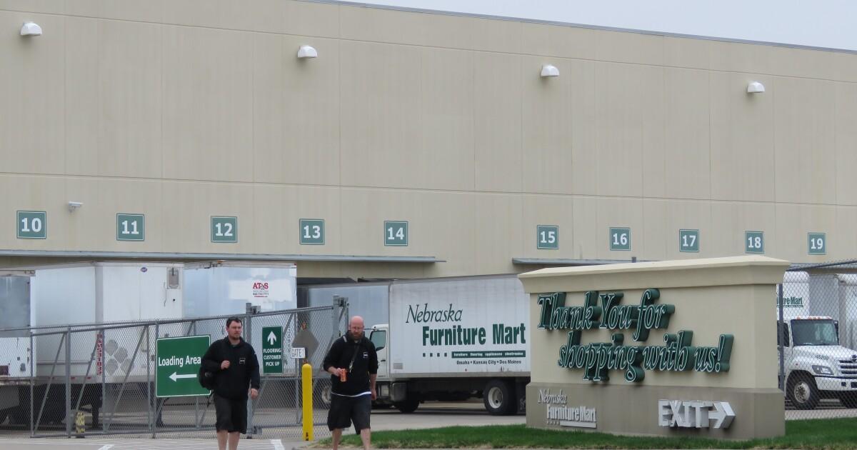 Nebraska Furniture Mart Warehouse In Kansas City Kansas To Stay