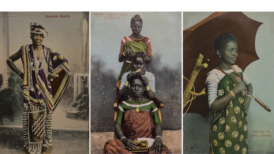 Postcards from <em>World on the Horizon: Swahili Arts Across the Indian Ocean</em>, a new exhibition at the Smithsonian's National Museum of African Art.