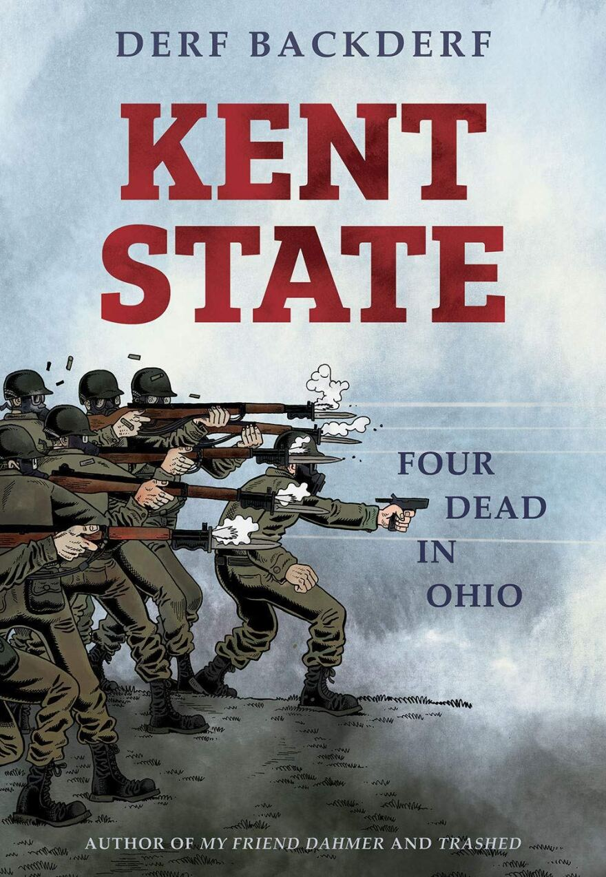 cover of kent state book