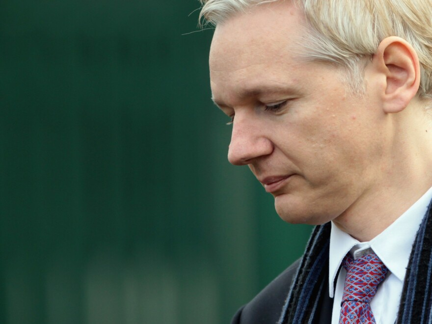 WikiLeaks founder Julian Assange could soon be facing criminal charges from the Department of Justice, according to language discovered in an unrelated court document by terrorism researcher Seamus Hughes.