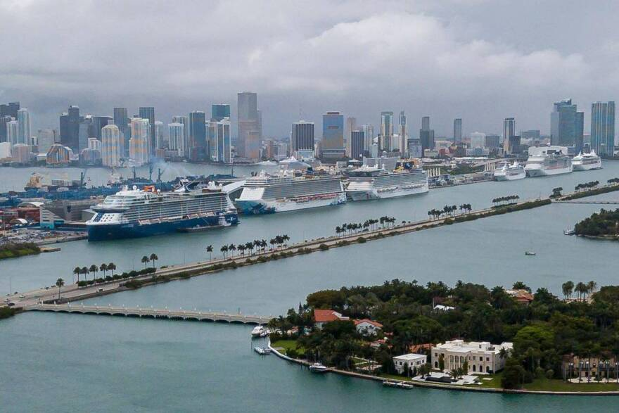 Cruises in Miami