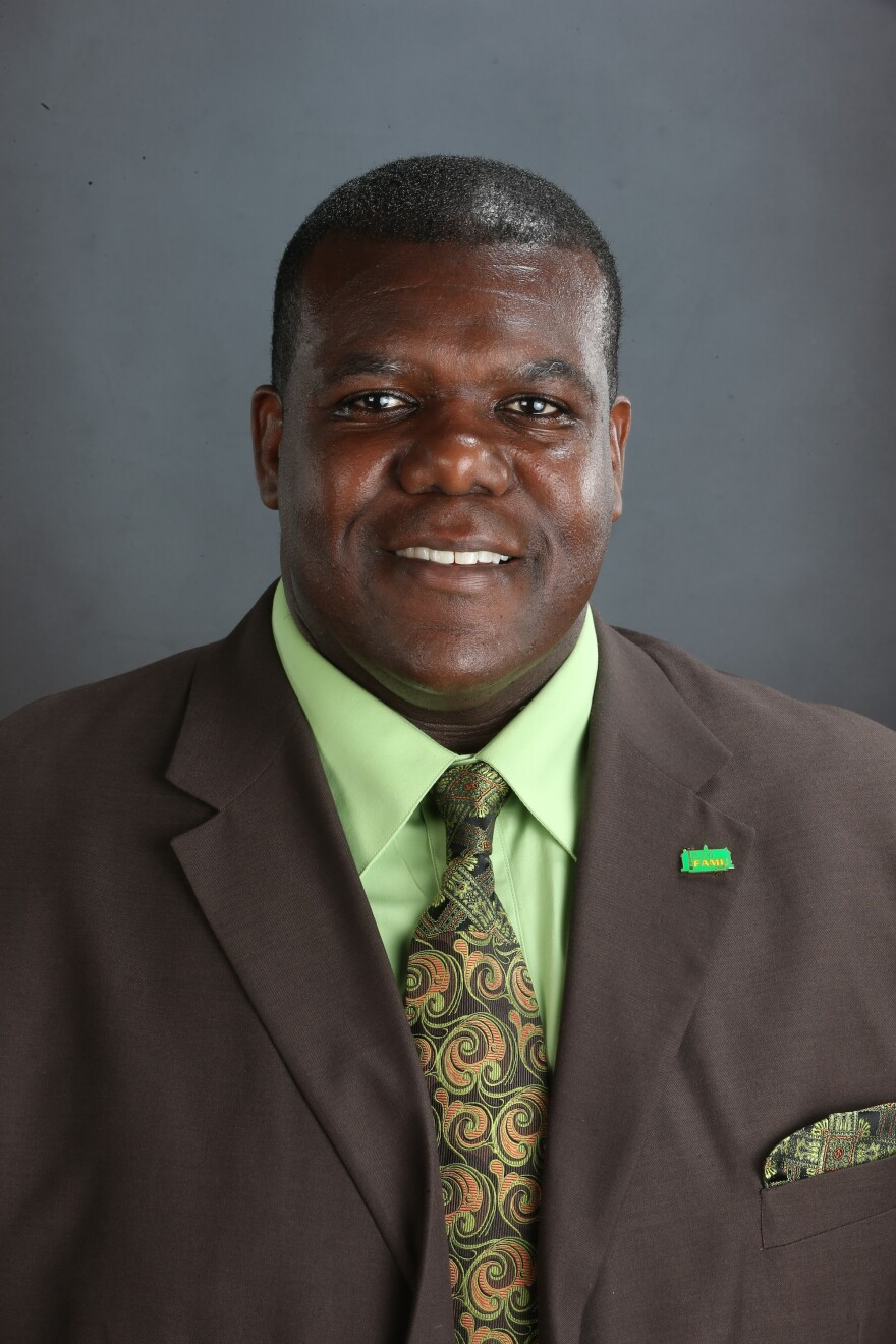 Milton Overton of the University of Alabama has been named FAMU Athletics Director.