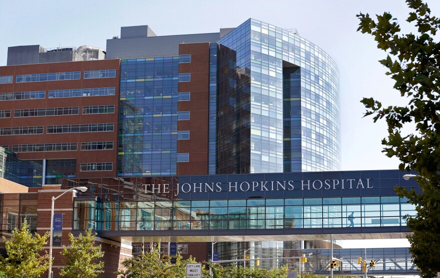 Maryland hospitals, including Johns Hopkins Hospital in Baltimore, are part of a payment experiment that provides new incentives to keep people in good health.