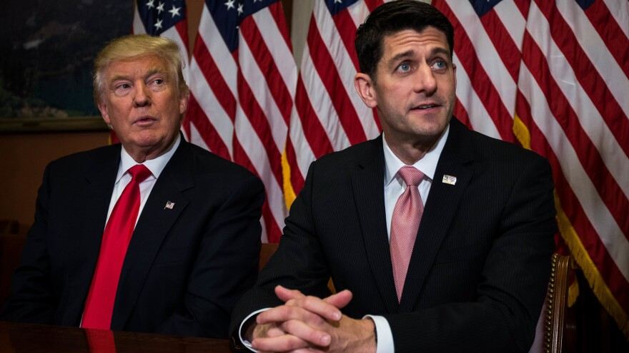 President Trump, during his campaign, and House Speaker Paul Ryan have proposed reducing the number of tax brackets and lowering corporate tax rates.