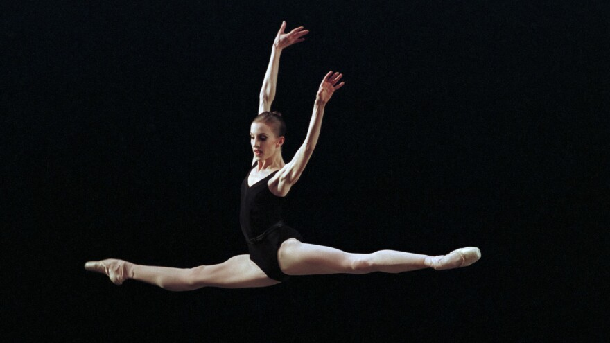 Wendy Whelan danced with the New York City Ballet for three decades.