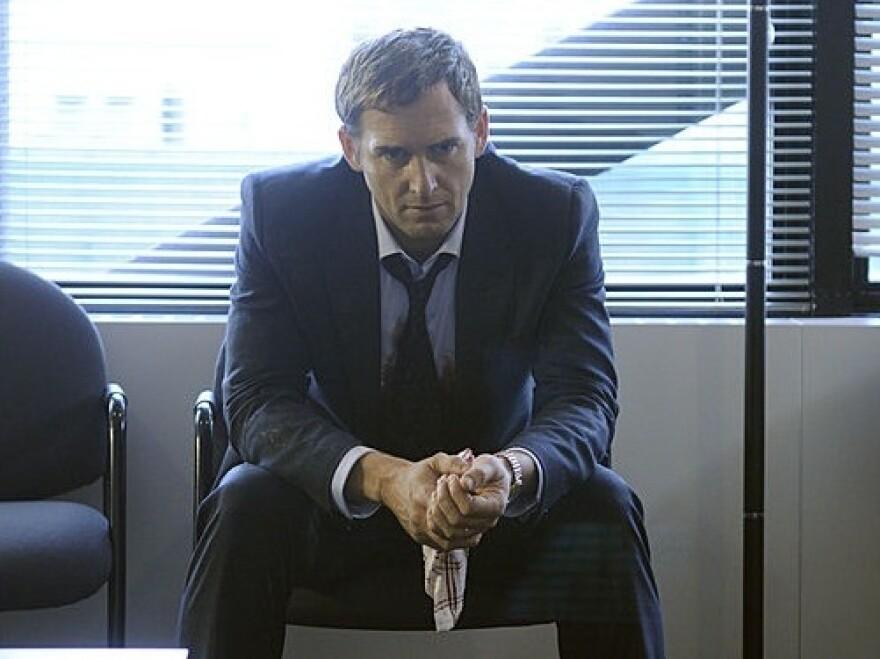 Josh Lucas stars in the NBC adaptation of John Grisham's best-seller <em>The Firm</em>.
