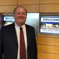 A photo of FirstEnergy CEO Chuck Jones