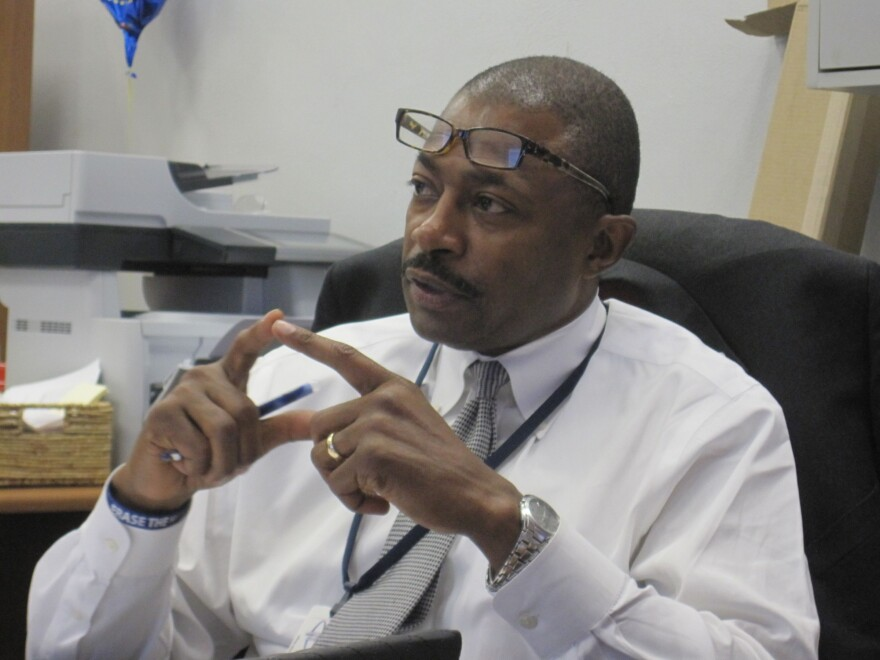 Kelvin Adams St. Louis Public Schools superintendent