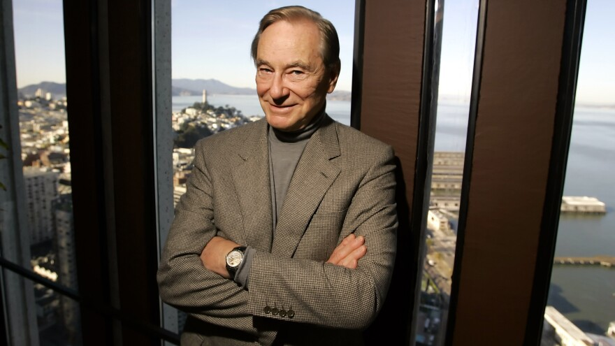 Tom Perkins is a prominent Silicon Valley venture capitalist and the author of the novel, <em>Sex and the Single Zillionaire</em>.