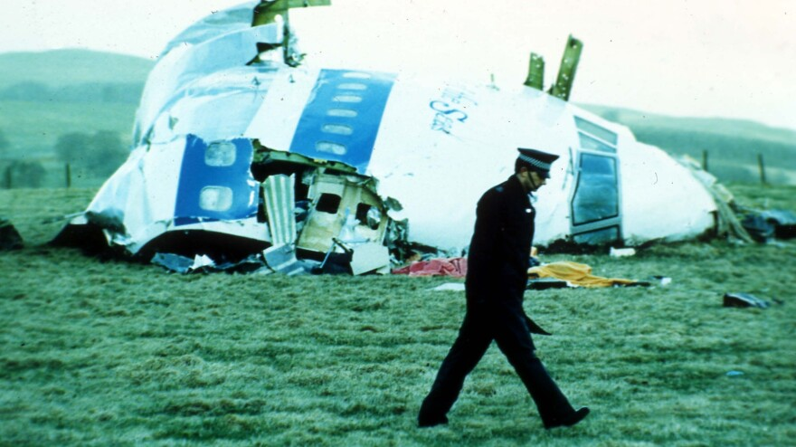 Two years after the U.S. bombed Libya, a Pan Am plane was blown up over Lockerbie, Scotland, killing 270 people, on Dec. 21, 1988. Libya was found to be behind the attack.