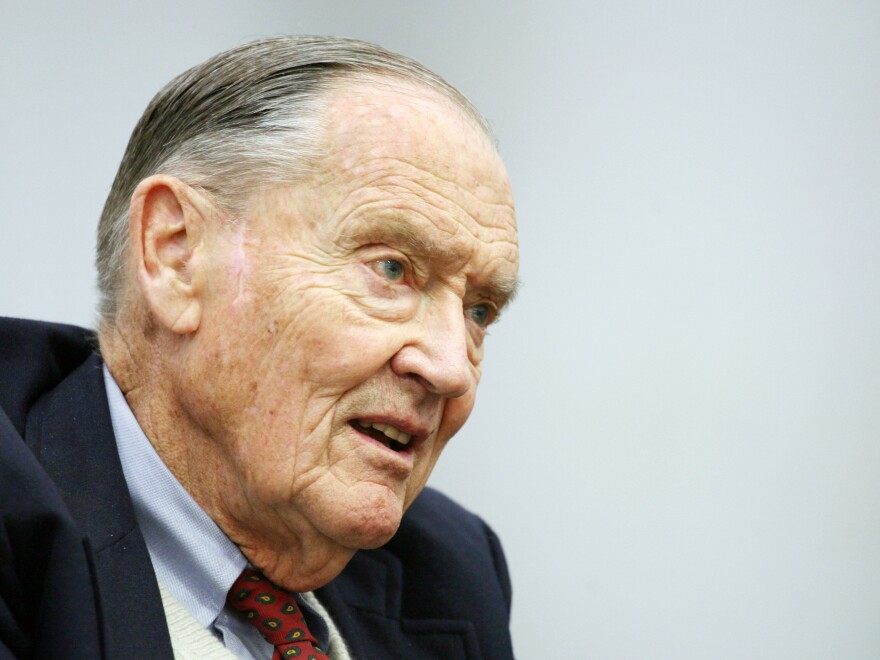 John Bogle, founder of The Vanguard Group, died on Wednesday at the age of 89.