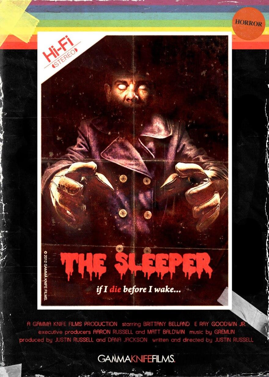 """The Sleeper"" on VHS"