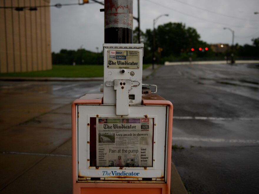 <em>The Youngstown Vindicator</em> published its last paper last August after 150 years in circulation. A new site, Mahoning Matters, has launched in its wake and hopes to be a home for local watchdog journalism.